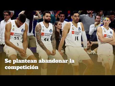 El escándalo arbitral en la final de la Copa del Rey de Baloncesto 2019: Real Madrid-Barcelona