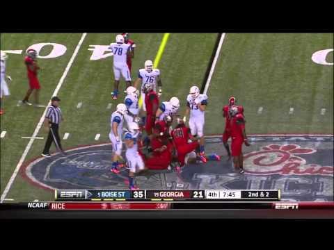 Jarvis Jones NFL Draft Analysis - Boise State (2011 Season)
