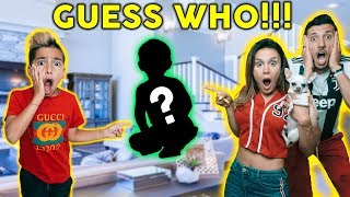 REACTING To The NEW MEMBER Of Our Family! **GUESS WHO?** | The Royalty Family
