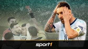Mega-Sperre! Verband gnadenlos mit Messi | SPORT1 - DER TAG