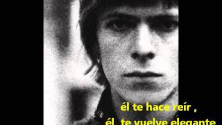 David Bowie - Letter to Hermione - subtitulada español