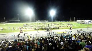 2015-16 Lassiter Band Tampa Competition (Go Pro)