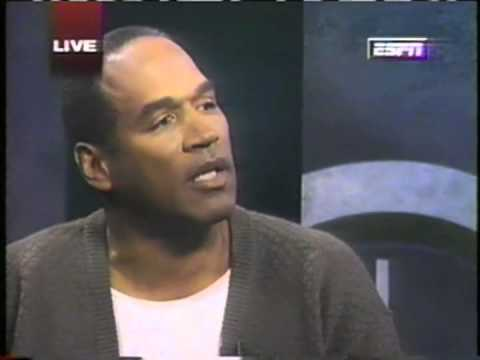 Chris Myers Interviews OJ Simpson On Up Close