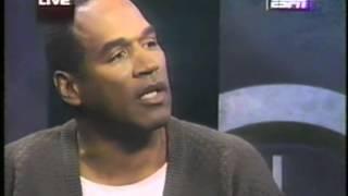 Chris Myers interviews OJ Simpson on Up Close