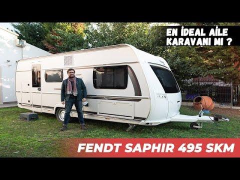 Fendt Saphir 495 SKM | U CARAVAN | KARAVAN TANITIMI