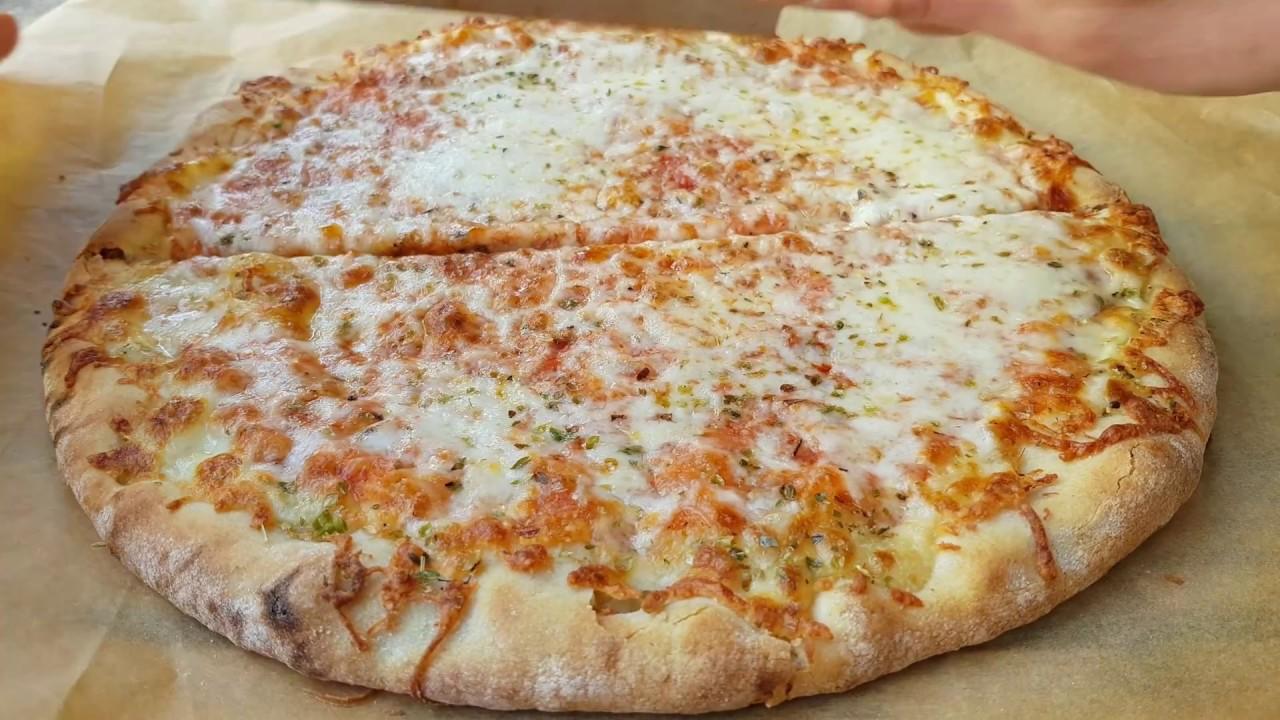 Sprengt Jeden Eisschrank Dr Oetker La Mia Grande Pizza Youtube