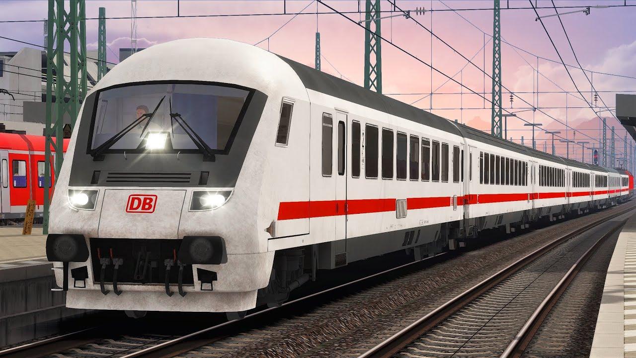 InterCity 2374 von Hannover nach Hamburg | TRAIN SIMULATOR 2020 | Signalstörungen an d. Tagesordnung