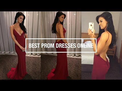 best-long-sheath/column-v-neck-backless-black-prom-dress-at-millybridal-2018-collection