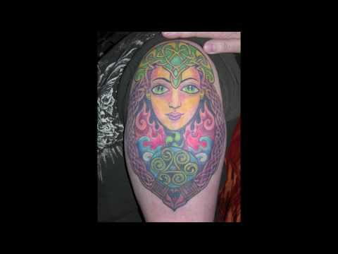 Spirit Tattoo Portfolio by Jennifer Moore @ Sanctuary Tattoo in ...