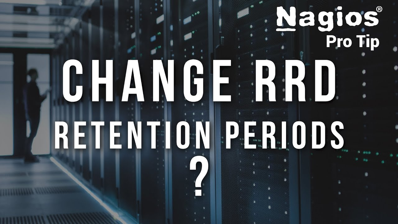 Should you change RRD retention periods? [Pro Tip with Aaron] - Dauer: 112 Sekunden