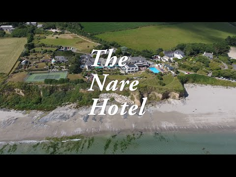 The Nare Hotel - Veryan In Roseland - Cornwall - 4K