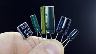 Ремонт блоку живлення ресивера LG. Заміна роздутих електролітичних конденсаторів.