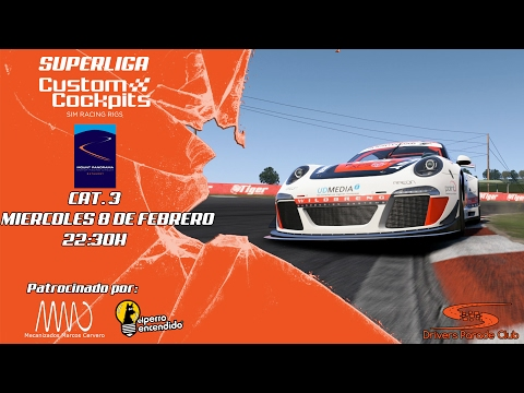 SUPERLIGA 4.0 DPC | GP de Australia - Mount Panorama - Ruf RGT-8 | Categoria 3 |