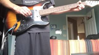 Smash N Grab AC/DC Rhythm Guitar Cover