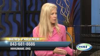 TALK OF THE TOWN | Franny Gerthoffer, HH Humane | 5-10-2016 | Only on WHHI-TV