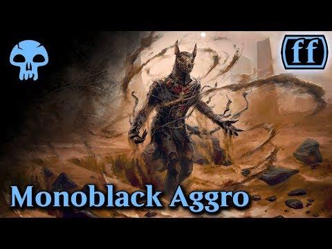 Friendly Friday -  Standard - Monoblack Aggro