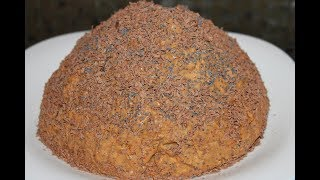 Торт Муравейник без выпечки за 10 минут. Вкусно,просто и быстро
