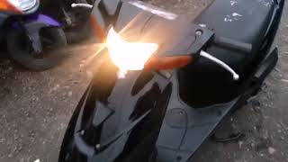 Краткий обзор скутера Suzuki le'ts 2 New