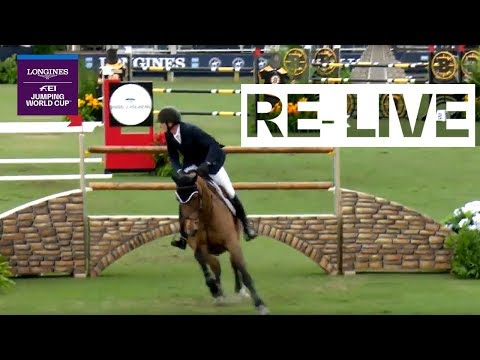 RE-LIVE | Longines FEI Jumping World Cup™ NAL | Suncast Palm Beach Masters Quali. | Wellington (USA)