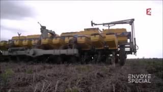 Envoyé spécial  Pesticides   la malédiction du soja