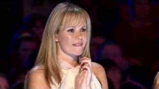 britains got talent 2009 fatal accident while audition 3 mike henderson new hot judge
