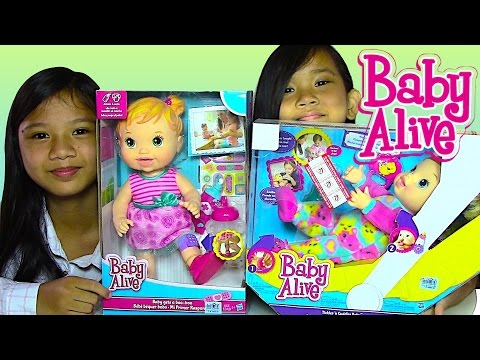 Baby Alive Better Now Baby Doll Commercial 2008 Doovi