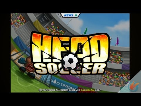 Head Soccer - iPhone Game Trailer