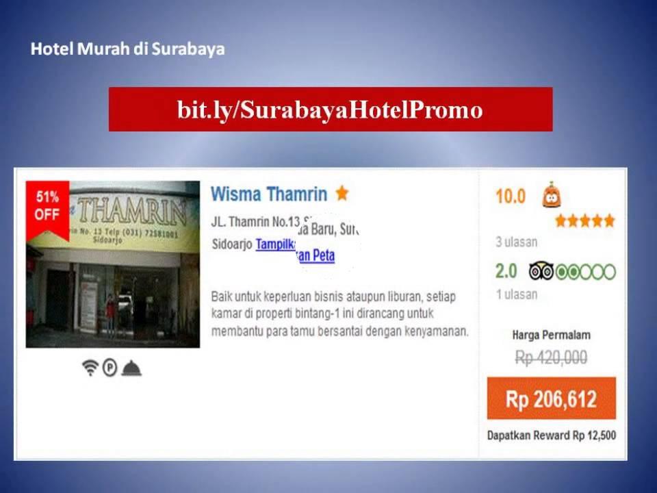 Hotel Murah Surabaya Dekat BandaraPenginapan SurabayaBaratPenginapan Di Barat