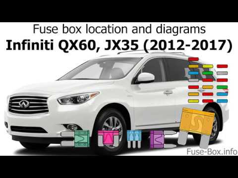 Fuse box location and diagrams: Infiniti QX60, JX35 (2012 ... Infiniti Qx Fuse Box Location on infiniti qx56 radio, nissan fuel pump relay location, infiniti qx56 diesel, infiniti g35 fuse box diagram, infiniti q45 fuse box location, infiniti m45 fuse box location, infiniti qx56 interior, infiniti qx56 dash, infiniti qx56 cabin filter location, infiniti qx56 diagram, infiniti g37 fuse box location, infiniti fx35 fuse box location, infiniti i30 fuse box location, infiniti qx4 fuse box location,