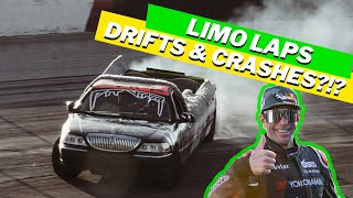 LIMO LAPS, DRIFTS, & CRASHES - RPM Ep 2