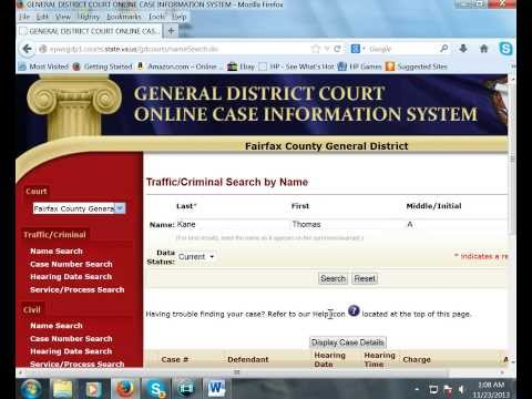 Pay Virginia Fines And Court Costs Online