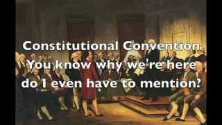 Delegate Swag Music Video - Constitutional Convention