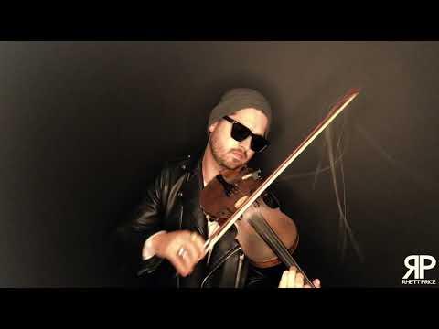 Camila Cabello - HAVANA (violin cover) - Rhett Price