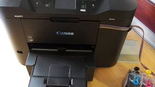 Ciss for Canon MAXIFY MB2350, MB5350, iB4050 PGI-1500, PGI-2500 continuous ink system