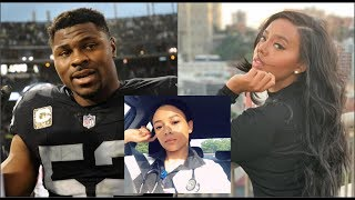 Khalil Mack LEAVES Angela Simmons To Get W/ Ex GF