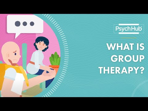 What is Group Therapy?