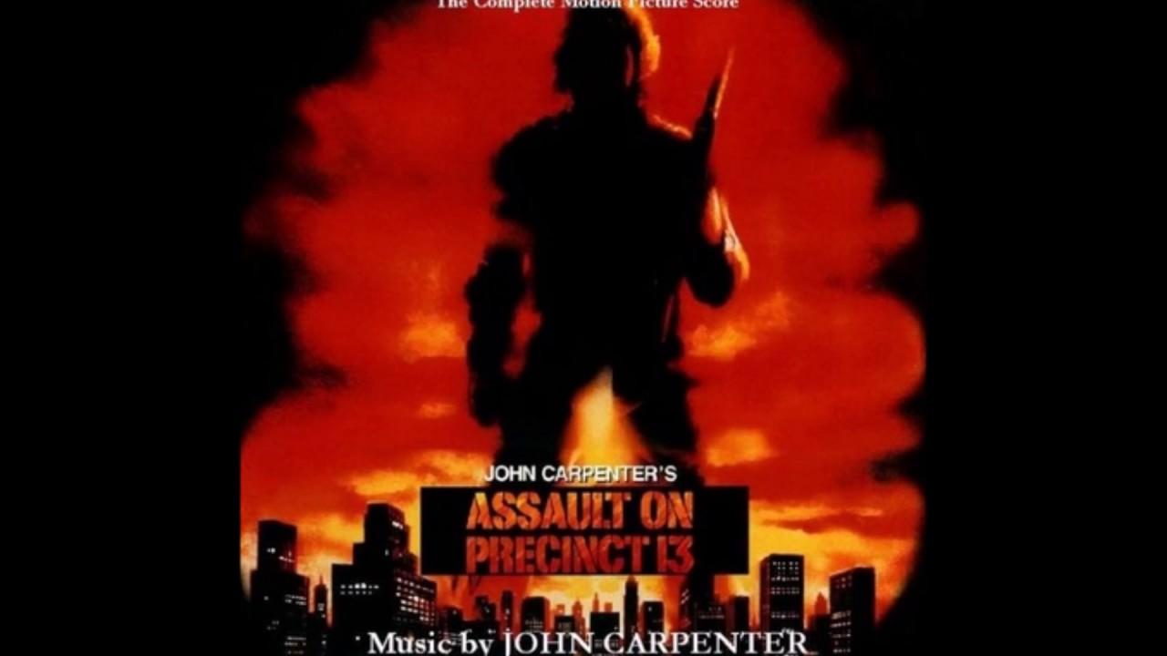 Assault on Precinct 13 (OST) - The Windows - YouTube