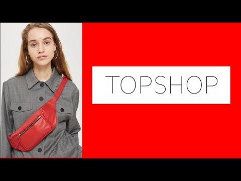 Topshop. Одежда с примеркой. Весна - Лето. Shopping. Spring - Summer
