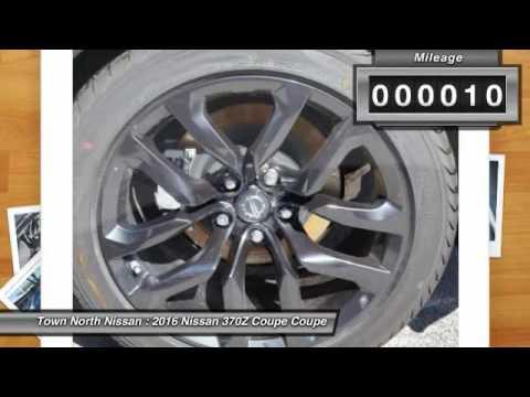 2016 Nissan 370Z Coupe Austin TX GM932949. Town North ...