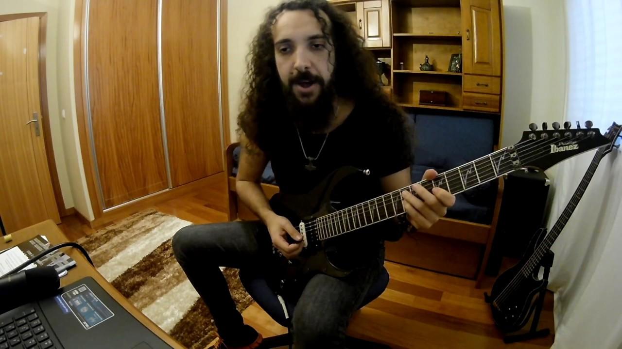 Guitar Contest Create A 2 Harmony Metal