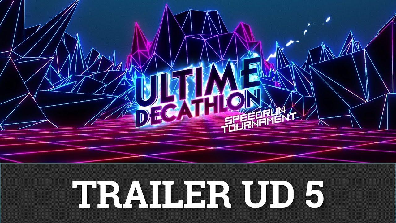 Ultime Décathlon 5 - Trailer des 10 jeux