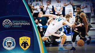 Anwil Wloclawek v AEK - Full Game - Basketball Champions League 2019-20
