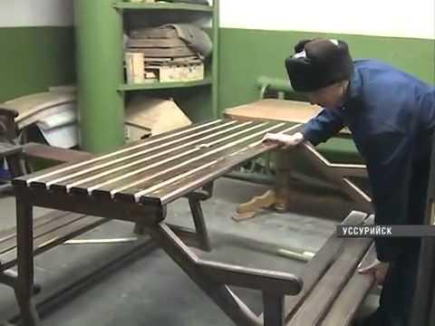 Производство детской мебели в колонии строгого режима