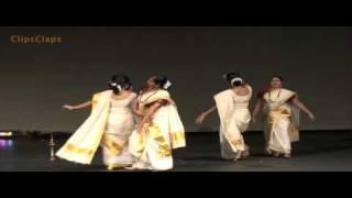 Thiruvathara Kali - Kerala Folk Dance