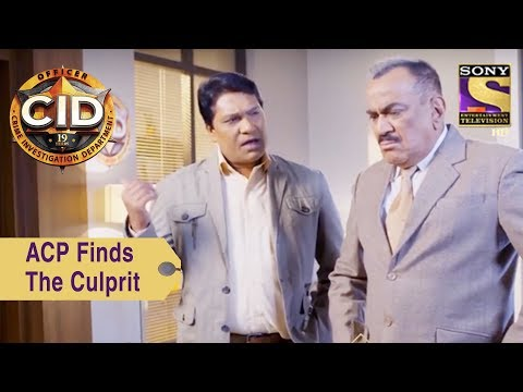 Your Favorite Character | ACP Finds The Culprit | CID