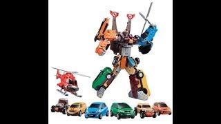 機器戰士 | TOBOT |  超級冒險機器戰神 | kids playground|車子|玩具車|玩具|巧虎|健達出奇蛋|孩子們的遊樂場|5歲
