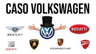 🚗 ¿Cuantas Empresas Controla Volkswagen? | Caso Volkswagen