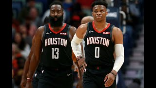 James Harden And Russell Westbrook Combine For 77 Points To Beat Suns