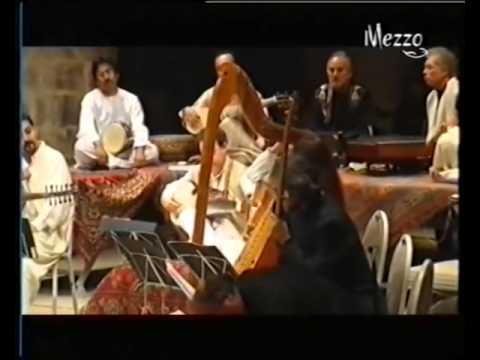 Yair Dalal at Jordi Savall's Concert at the Festival d'Ambronay 2002