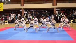 Sushiho Kata performed by Cape Town Dojo - Len Barnes Memorial 2013